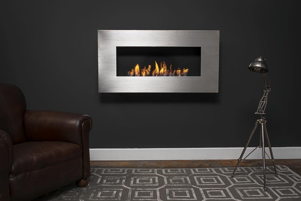 Wood Fireplace Frame 28 Images Sense Wall Mounted
