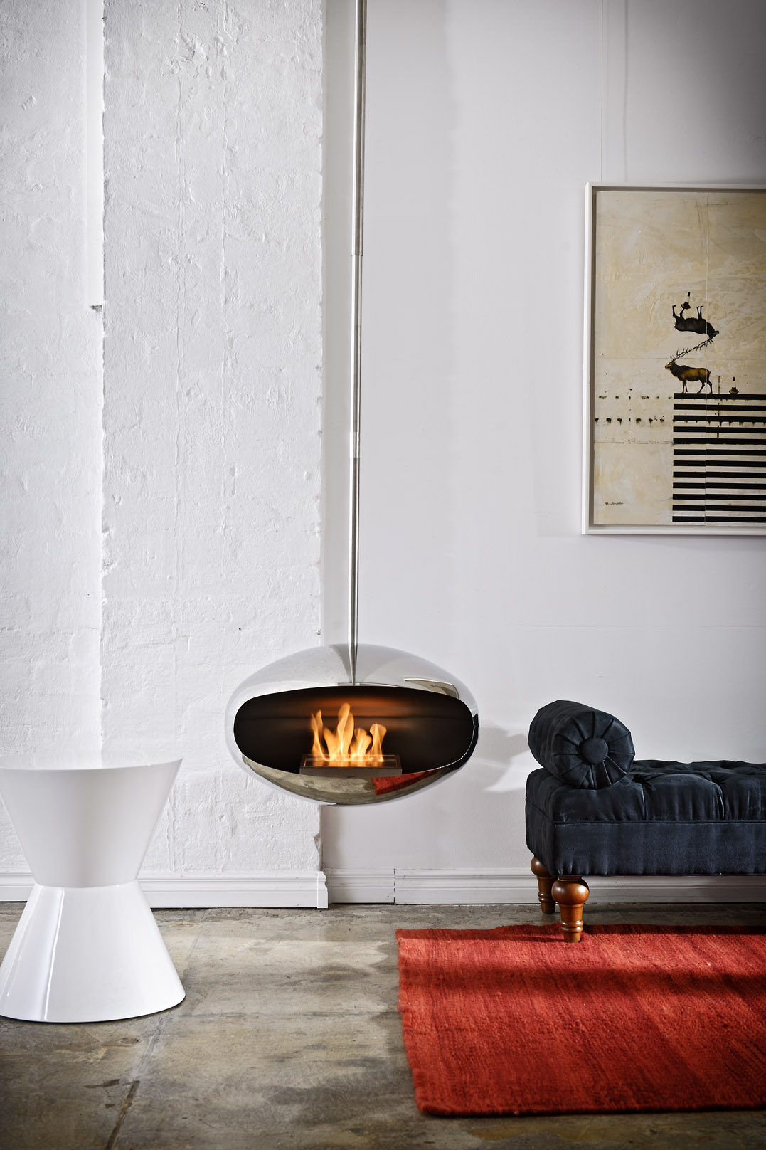 Cocoon Aeris Bioethanol Fireplace Cape Town Beauty Fires