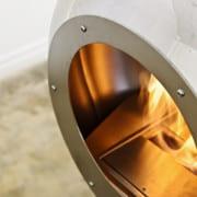 cocoon vellum ssteel bioethanol fireplace 1
