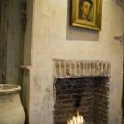 Avani White bioethanol fireplace 3
