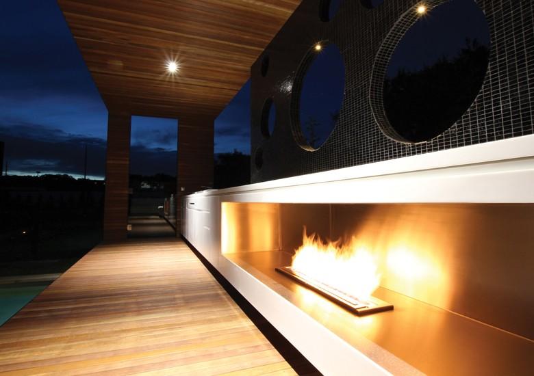 signature bioethanol burner. Black Bedroom Furniture Sets. Home Design Ideas