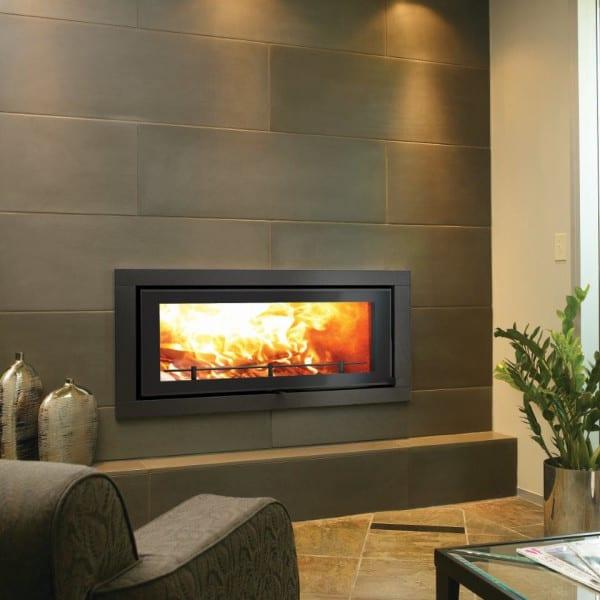 Canature XL Taurus closed wood burning fireplace