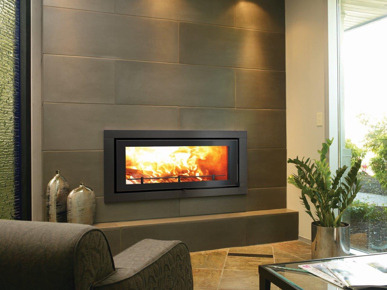 Taurus XL | Closed Wood Burning Fireplace | Beauty Fires