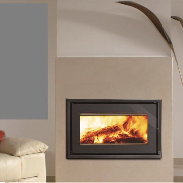 Canature Taurus P3 F Insert closed wood burning fireplace