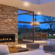 Escea gas fireplace