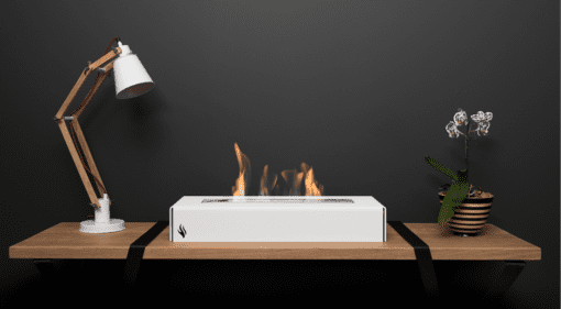 fold bioethanol fireplace