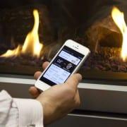 Escea gas fireplace