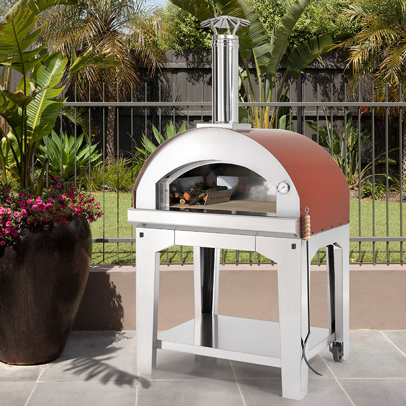 Mangiafuoco Wood Pizza Oven