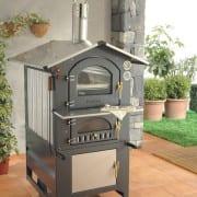 Gusto wood oven