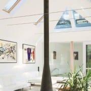 filiofocus telescopique suspended fireplace