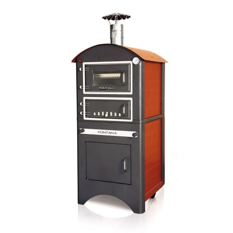 Small Est outdoor wood oven