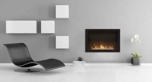 Firebox - Classic insert bioethanol fireplace