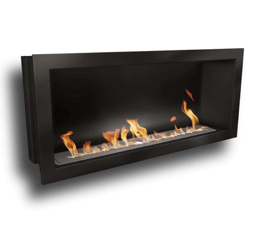 Slimline Insert Bioethanol Fireplaces Beauty Fires