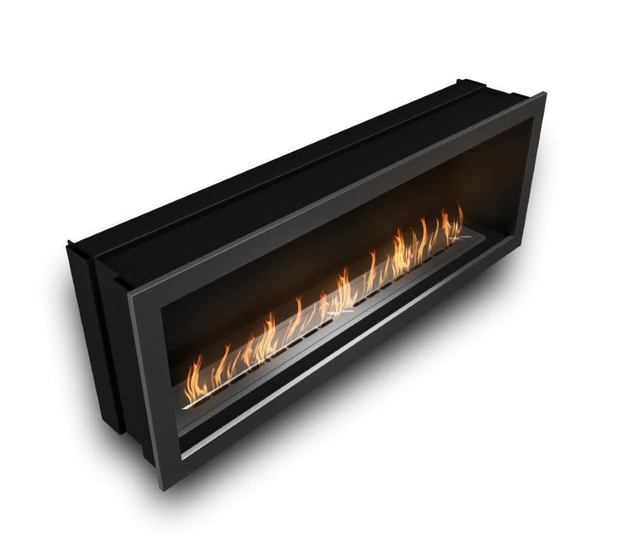 Slimline Insert Bioethanol Fireplace