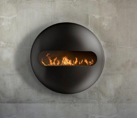 Dot biofuel fireplace