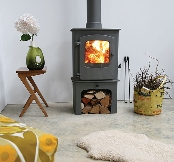 Charnwood Cove Freestanding Fireplace Beauty Fires