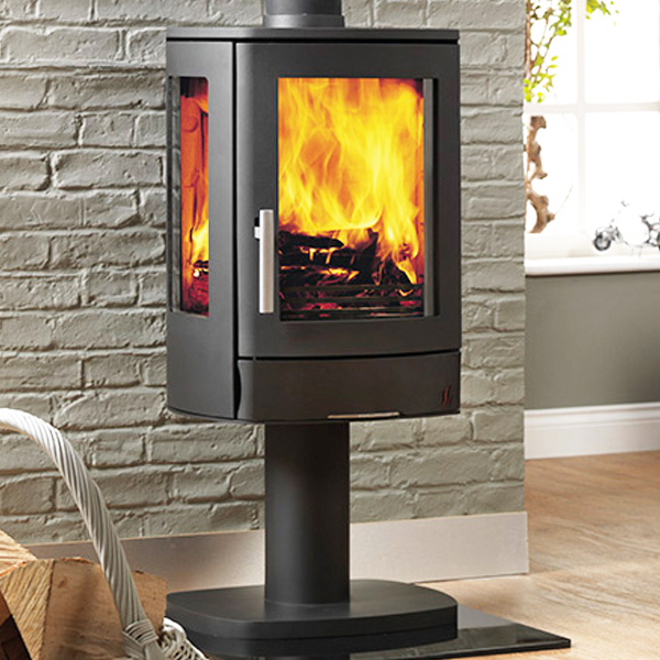 ACR Neo 3P closed combustion fireplace