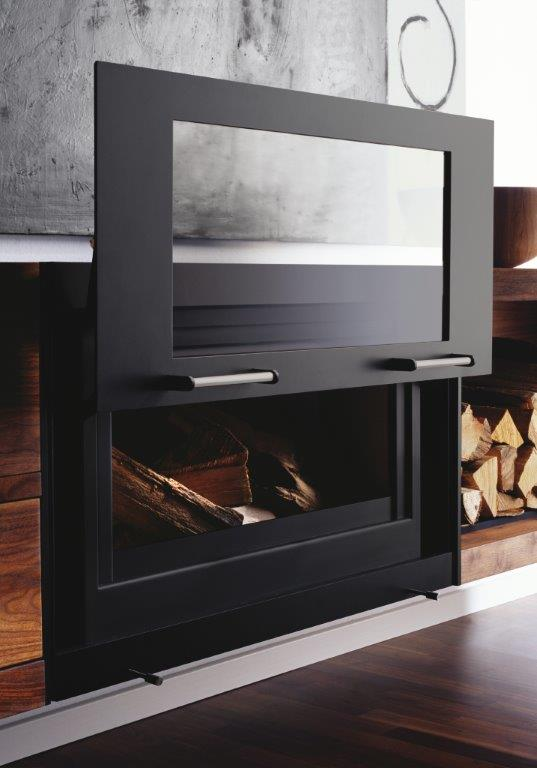 Balance Closed Combustion Fireplace | Beauty Fires