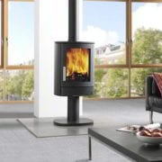 ACR Neo 1P closed combustion fireplace