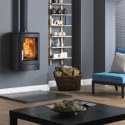 NEO 1W ACR closed combustion fireplace
