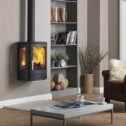 NEO 3W closed combustion fireplace