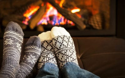 5 Tips for Maintaining a Wood Burning Fireplace