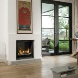 Unica 75 insert gas fireplace