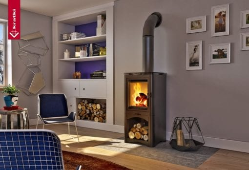 K5SW Freestanding Closed Combustion Fireplace