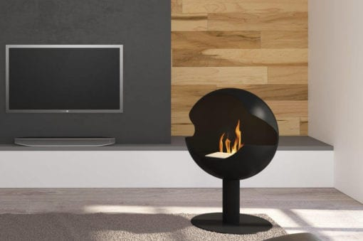 Umlilo freestanding bioethanol fireplace (2) Low Res - Cropped