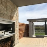 1600 Combo braai with 590 gas and 970 wod section – no cooker dome (1)