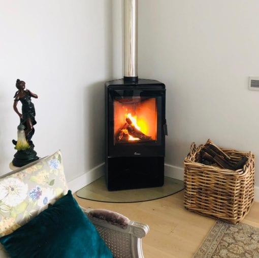 Lacunza 613R Corner fireplace (2)