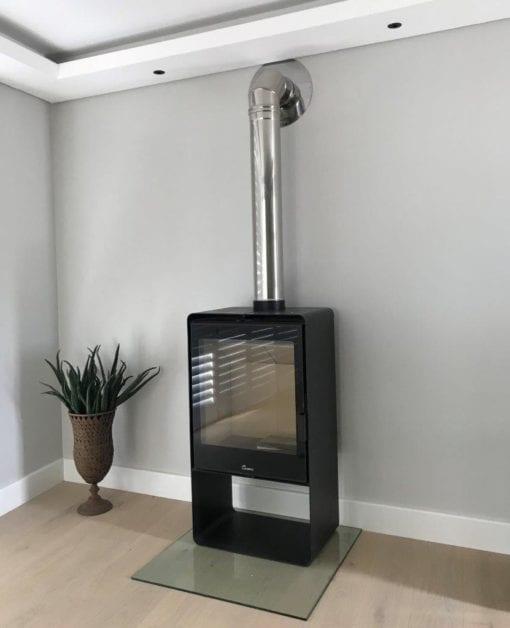 Lacunza Atlantic 613 freestanding fireplace (2)