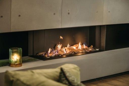Matrix 1050 400 ii Gas Fireplace