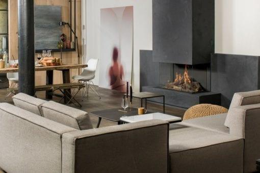 Matrix 800 500 iii three sided gas fireplace
