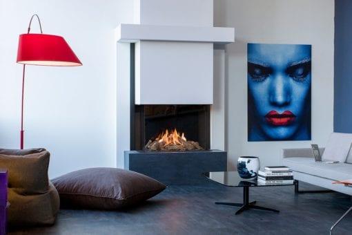 Matrix 800 650 iii three sided gas fireplace