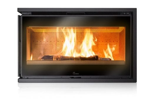 Lacunza Adour CLI two sided fireplace