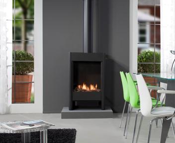 Farum Freestanding Gas Fireplace (1)