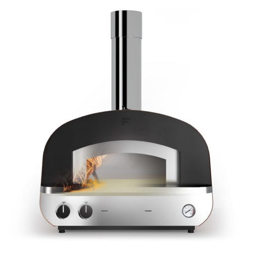 Piero combo wood and gas pizza oven
